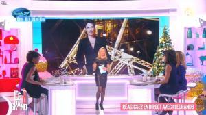 Laurence Ferrari, Audrey Pulvar et Hapsatou Sy dans le Grand 8 - 11/12/14 - 021