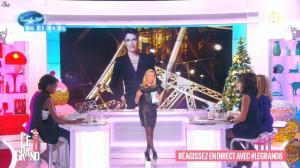 Laurence Ferrari, Audrey Pulvar et Hapsatou Sy dans le Grand 8 - 11/12/14 - 022