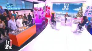Laurence Ferrari, Audrey Pulvar et Hapsatou Sy dans le Grand 8 - 11/12/14 - 032