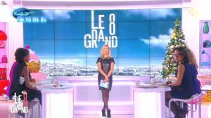 Laurence Ferrari, Audrey Pulvar et Hapsatou Sy dans le Grand 8 - 11/12/14 - 044