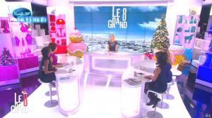 Laurence Ferrari, Audrey Pulvar et Hapsatou Sy dans le Grand 8 - 11/12/14 - 057