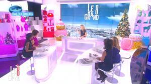 Laurence Ferrari, Audrey Pulvar et Hapsatou Sy dans le Grand 8 - 11/12/14 - 058