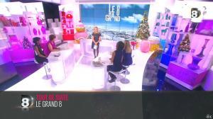 Laurence Ferrari, Audrey Pulvar et Hapsatou Sy dans le Grand 8 - 12/12/14 - 02