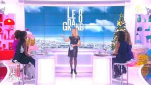 Laurence Ferrari, Audrey Pulvar et Hapsatou Sy dans le Grand 8 - 12/12/14 - 06