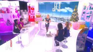 Laurence Ferrari, Audrey Pulvar et Hapsatou Sy dans le Grand 8 - 12/12/14 - 16