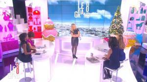 Laurence Ferrari, Audrey Pulvar et Hapsatou Sy dans le Grand 8 - 12/12/14 - 24