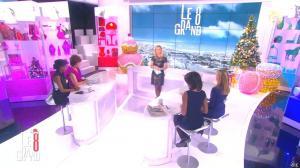 Laurence Ferrari, Audrey Pulvar et Hapsatou Sy dans le Grand 8 - 12/12/14 - 30