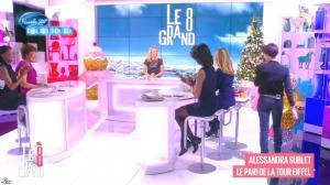 Laurence Ferrari et Audrey Pulvar dans le Grand 8 - 11/12/14 - 183