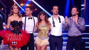 Laury Thilleman et Laetitia Milot dans Pre Annonce de Danse avec les Stars - 12/10/13 - 03