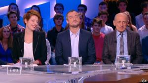 Natacha Polony dans le Grand Journal de Canal Plus - 03/12/14 - 01