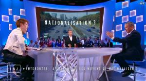 Natacha Polony dans le Grand Journal de Canal Plus - 05/12/14 - 05