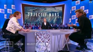 Natacha Polony dans le Grand Journal de Canal Plus - 05/12/14 - 07