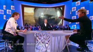 Natacha Polony dans le Grand Journal de Canal Plus - 05/12/14 - 08
