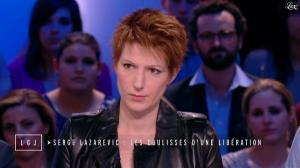 Natacha Polony dans le Grand Journal de Canal Plus - 09/12/14 - 01