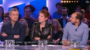 Natacha Polony dans le Grand Journal de Canal Plus - 09/12/14 - 02