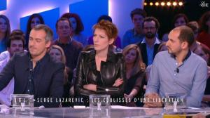 Natacha Polony dans le Grand Journal de Canal Plus - 09/12/14 - 03