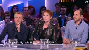 Natacha Polony dans le Grand Journal de Canal Plus - 09/12/14 - 05