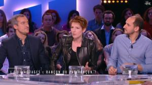 Natacha Polony dans le Grand Journal de Canal Plus - 09/12/14 - 06