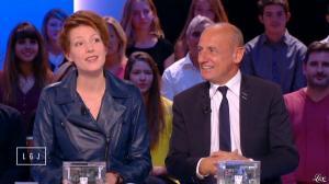 Natacha Polony dans le Grand Journal de Canal Plus - 13/10/14 - 02