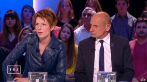 Natacha Polony dans le Grand Journal de Canal Plus - 13/10/14 - 04