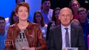 Natacha Polony dans le Grand Journal de Canal Plus - 15/10/14 - 01