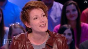 Natacha Polony dans le Grand Journal de Canal Plus - 15/10/14 - 02