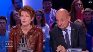 Natacha Polony dans le Grand Journal de Canal Plus - 15/10/14 - 06