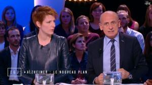 Natacha Polony dans le Grand Journal de Canal Plus - 18/11/14 - 02