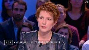 Natacha Polony dans le Grand Journal de Canal Plus - 18/11/14 - 04
