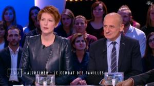 Natacha Polony dans le Grand Journal de Canal Plus - 18/11/14 - 07