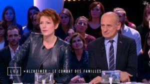 Natacha Polony dans le Grand Journal de Canal Plus - 18/11/14 - 09