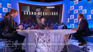Natacha Polony dans le Grand Journal de Canal Plus - 24/11/14 - 01
