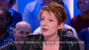 Natacha Polony dans le Grand Journal de Canal Plus - 24/11/14 - 05