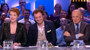 Natacha Polony dans le Grand Journal de Canal Plus - 24/11/14 - 06