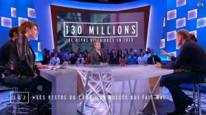 Natacha Polony dans le Grand Journal de Canal Plus - 24/11/14 - 07