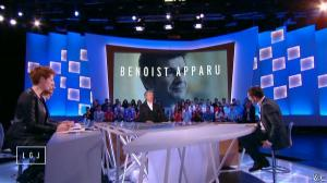 Natacha Polony dans le Grand Journal de Canal Plus - 26/11/14 - 01