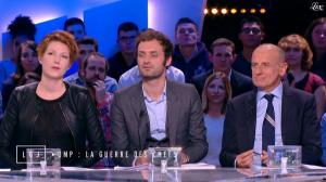 Natacha Polony dans le Grand Journal de Canal Plus - 26/11/14 - 02