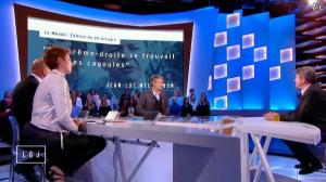 Natacha Polony dans le Grand Journal de Canal Plus - 28/10/14 - 01