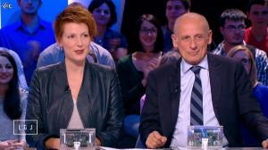 Natacha Polony dans le Grand Journal de Canal Plus - 29/10/14 - 01