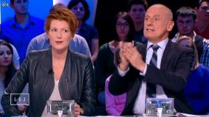 Natacha Polony dans le Grand Journal de Canal Plus - 29/10/14 - 04