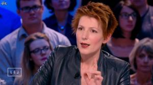 Natacha Polony dans le Grand Journal de Canal Plus - 29/10/14 - 05
