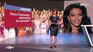 Nathalie Renoux dans le 19-45 - 13/12/14 - 145