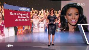 Nathalie Renoux dans le 19-45 - 13/12/14 - 154