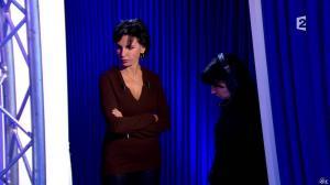 Rachida Dati dans On n'est pas Couché - 15/11/14 - 001