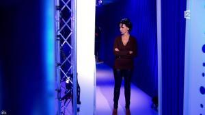 Rachida Dati dans On n'est pas Couché - 15/11/14 - 002