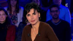 Rachida Dati dans On n'est pas Couché - 15/11/14 - 011