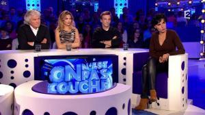 Rachida Dati dans On n'est pas Couché - 15/11/14 - 013
