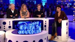 Rachida Dati dans On n'est pas Couché - 15/11/14 - 014