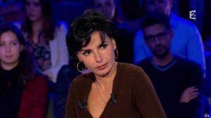 Rachida Dati dans On n'est pas Couché - 15/11/14 - 016