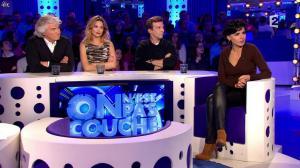 Rachida Dati dans On n'est pas Couché - 15/11/14 - 021